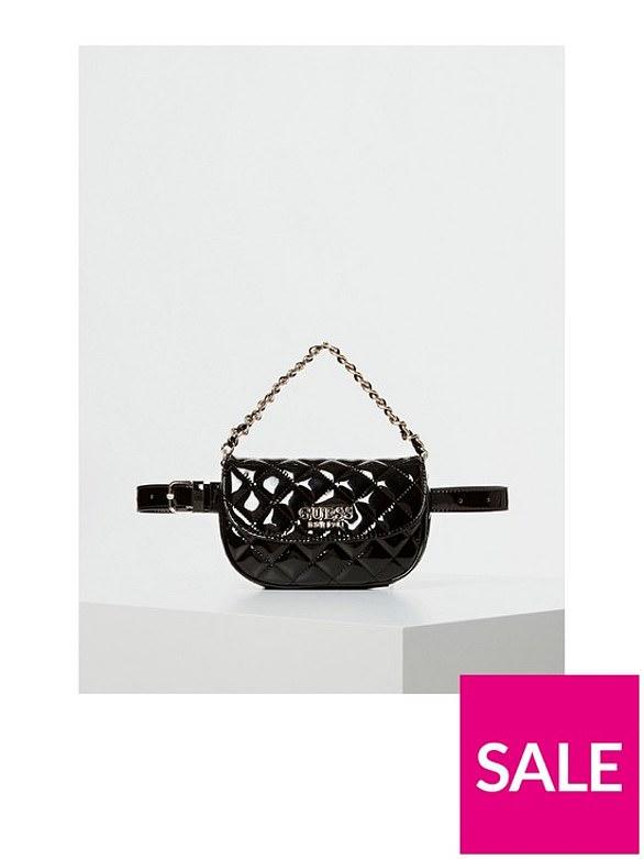 Guess Melise Quilted Bum Belt Bag (was £65, now £45.50) at Very