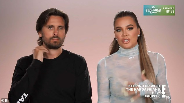 Round two:Khloe and brother-in-law Scott Disick took another stab at their infamous 'Kris Jenner Paparazzi prank' in the hopes of finally fooling the Kardashian-Jenner matriarch