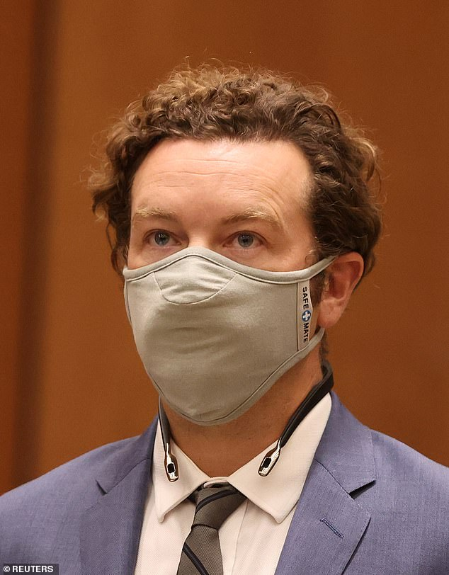 '70s show star Danny Masterson appeared in Los Angeles Superior Court for rape on Friday