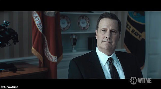 The upcoming miniseries, featuring Jeff Daniels as James Comey, is based on the former FBI director's 32018 memoir, A Higher Loyalty