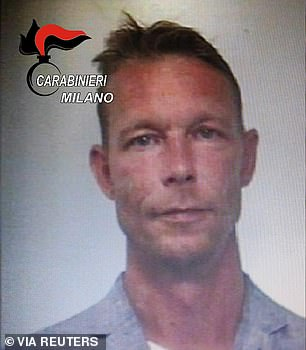 Christian Brueckner, 43, had challenged the arrest warrant issued over a 2005 rape charge in relation to a separate case