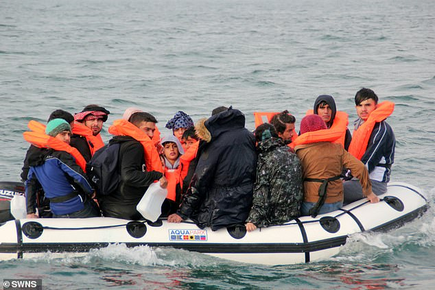 More than 6,000 refugees have crossed the Channel so far this year, mostly in overcrowded dinghies