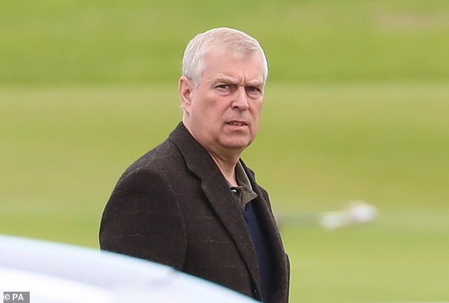 Attorney Arick Fudali, representing the victims, heaped pressure on Prince Andrew (pictured last year) - who has been accused of stonewalling detectives