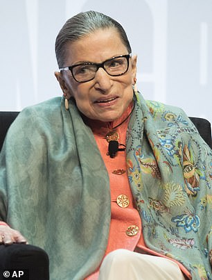 The death of Ruth Bader Ginsburg on Friday has sparked another Trump v Biden battle pre-election