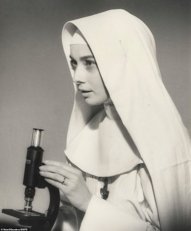 In her role in The Nun's Story, in which her character became known as Sister Luke, Hepburn received her third nomination for an Academy Award