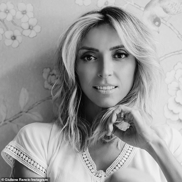 Health risks: This is not Giuliana's first brush with a deadly disease. In 2011 the host revealed on Today that she had been diagnosed with breast cancer and would be having a double mastectomy