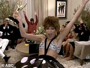 Золотой: Зендая получила большую победу в главной роли в драматическом сериале за работу в сериале HBO Euphoria.