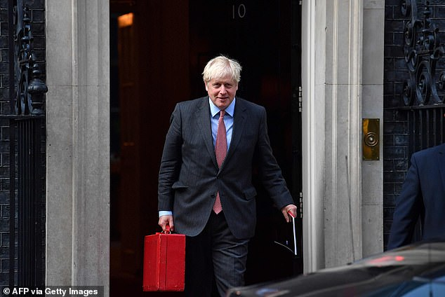 Prime Minister Boris Johnson is expected to hold a public briefing tomorrow when he is likely to lay out tougher social distancing rules for the entire country