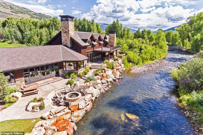 Miltonset a Utah real-estate record, spending $32.5million on this 2,670 acre ranch in November last year