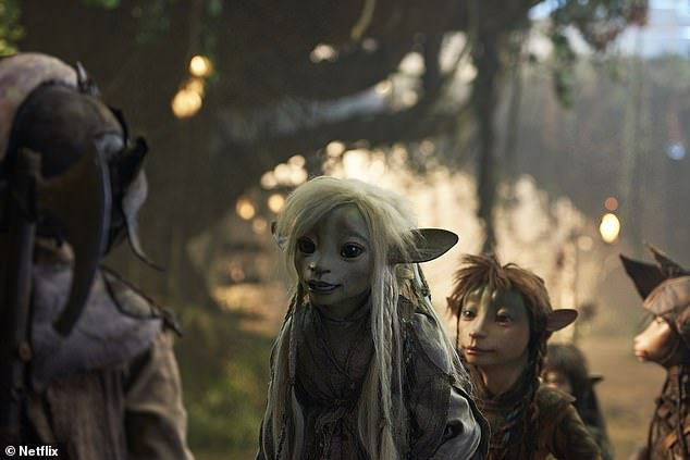 In the beginning: The series served as a prequel to Jim Henson's cult-classic 1982 film The Dark Crystal