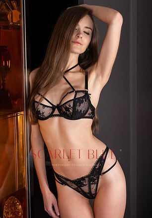 Charlotte Star (pictured) was named Best Newcomer at the 2019 Australian Adult Industry Awards