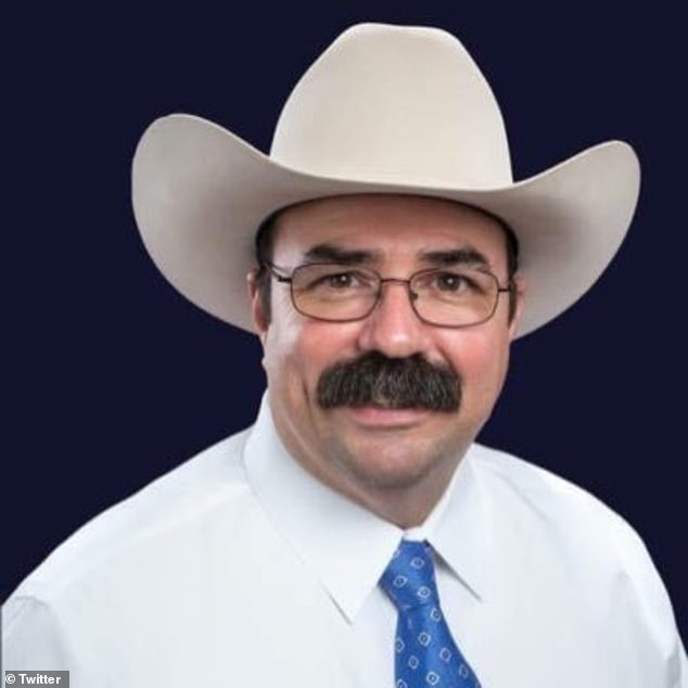 Sheriff Eddie Guerra (pictured) of the Hidalgo County Sheriff's Office announced that he had received a envelope of ricin