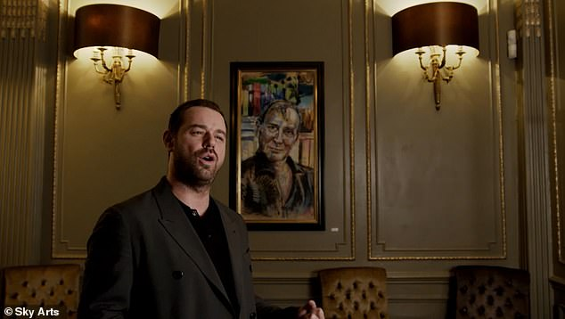 Upcoming documentary: Danny Dyer on Harold Pinter airs on Tuesday at 9pm on Sky Arts and NOW TV, as part Sky Arts move to free to air