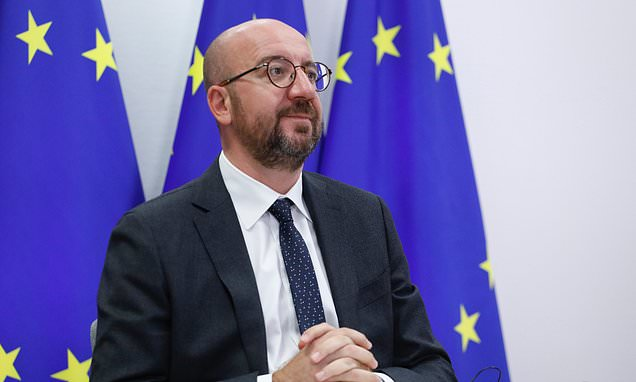 EU summit postponed after European Council President Charles Michel forced to self-isolate