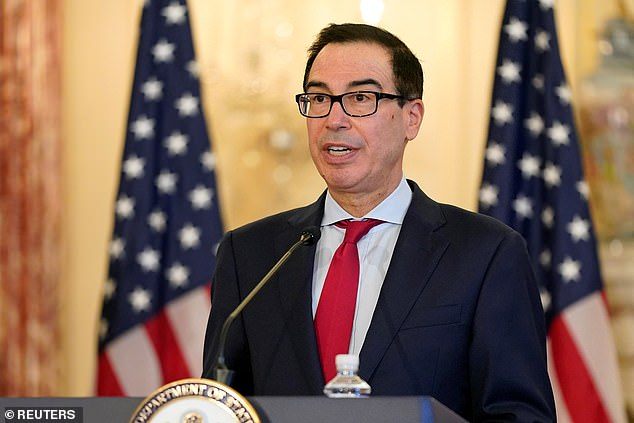 As the IRS grapples with getting all eligible Americans the last round of funds, Treasury Secretary Steven Mnuchin in Tuesday signaled that the White House is willing to work on a COVID-19 relief bill despite the ongoing stalemate between Democrats and Republicans