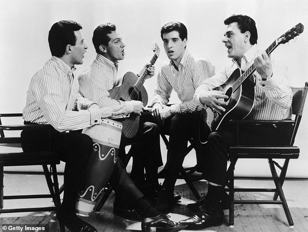 From Lovers to Seasons:He befriended Frankie Valli, who was also from New Jersey, and they formed The Four Lovers in 1956.In 1960 they changed their name to The Four Seasons