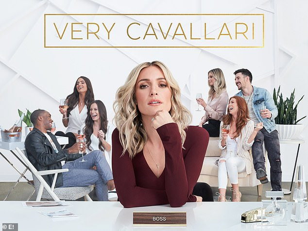 The end: Kristin's reality show Very Cavallari, which frequently featured her husband, was subsequently cancelled in May, after three seasons on E!