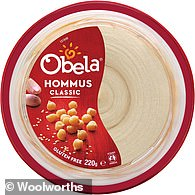 In third place, Obela, which is known for offering different takes on the classic hummus, scored a stellar five-star rating for taste and range variety
