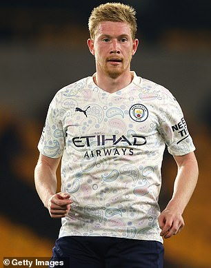 Kevin De Bruyne is not only one of the best midfielders in the league, but one of the best players in Europe