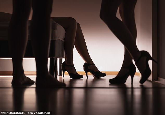 Speculation was rife that the illegal gathering being investigated by police in Colac was a swingers party (stock image)