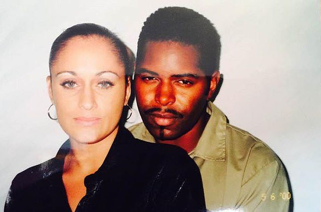 Andre with wife Athena around 2000. The couple created Not This Time together