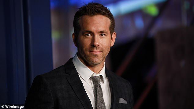 Hollywood actors Rob McElhenney and Ryan Reynolds (pictured) looking to invest in Wrexham