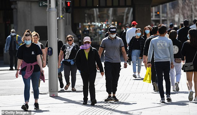 The City of Sydney council, the event's organiser, has indicated it is concerned about hosting an event that would draw large crowds to the CBD amid the coronavirus pandemic