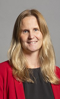 Beth Winter (pictured), Nadia Whittome and Olivia Blake voted against the Overseas Operations bill's second reading despite being ordered to abstain