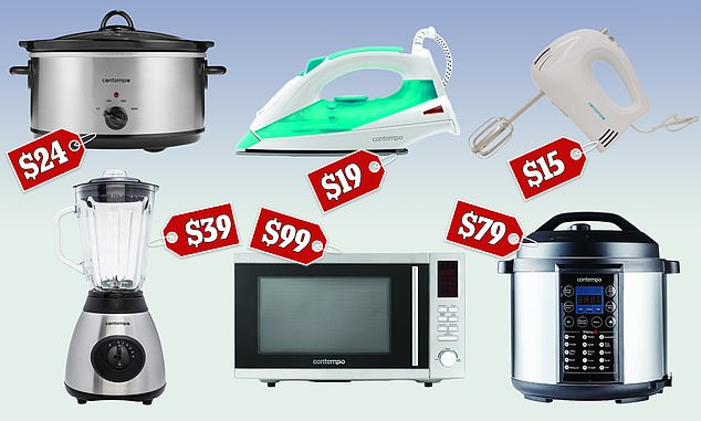Australian consumer organisation CHOICE has revealed the best and worst bargain buys from Big W after testing dozens of popular gadgets - including a slow cooker, iron, blender, microwave, multicooker and hand mixer