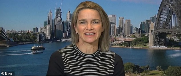 Australian Communications and Media Authority Member Fiona Cameron (pictured) said the public must beware of odd activity with their affairs