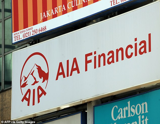 AIA customers can also breathe a sigh of relief, with no increases from next month (stock image)