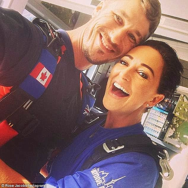 Shortly after Rosie split from Steve she began seeing Canadian ex-commando Dylan Nash but within months had moved on with retired AFL footballer Matt Shir by October 2018. Jacobs and Nash are pictured