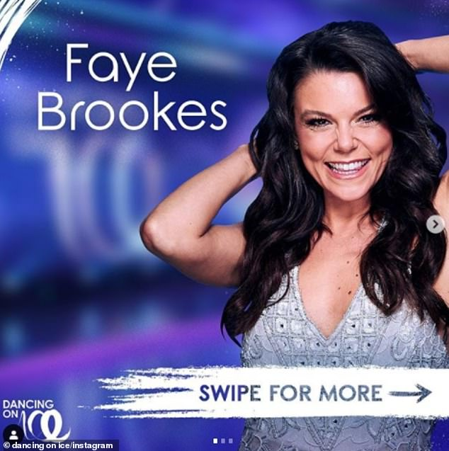 Confirmed!Coronation Street star Faye Brookes has been confirmed as the fourth Dancing On Ice contestant