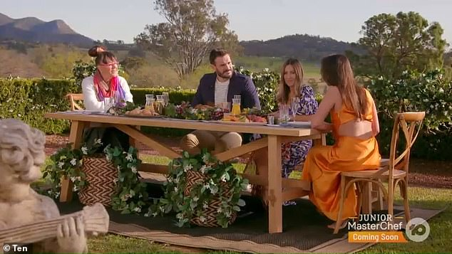 Thursday night's finale of The Bachelor saw Locky Gilbert's final two ladies, Bella Varelis and Irena Srbinovska, meet his mother together for the first time in Bachelor history