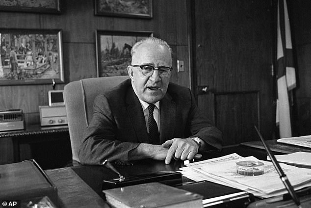 Bull Connor was the commissioner of public safety in Birmingham, Alabama, for more than 20 years in the 1960s and was a staunch opponent of the civil rights movement