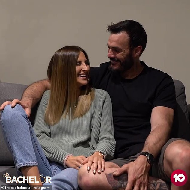 'We can finally start our lives together!' Locky Gilbert and Irena Srbinovska have revealed they're 'excited for the future' in their first appearance since The Bachelor finale
