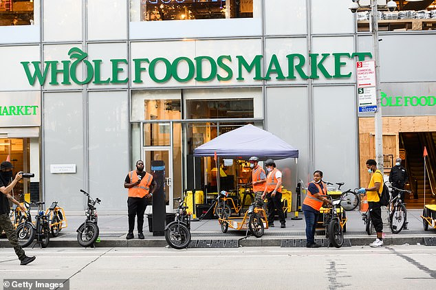 Mackey co-founded organic supermarket chain Whole Foods Market in 1980 before selling it to Amazon in 2017