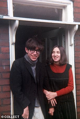 Jane and Stephen in the 1960's