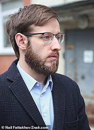 Lawyer Ivan Sidorov