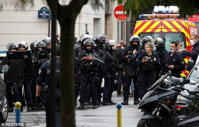 Two of the victims have been confirmed as a man and a woman who are employees of Premieres Lignes, a French news and video agency