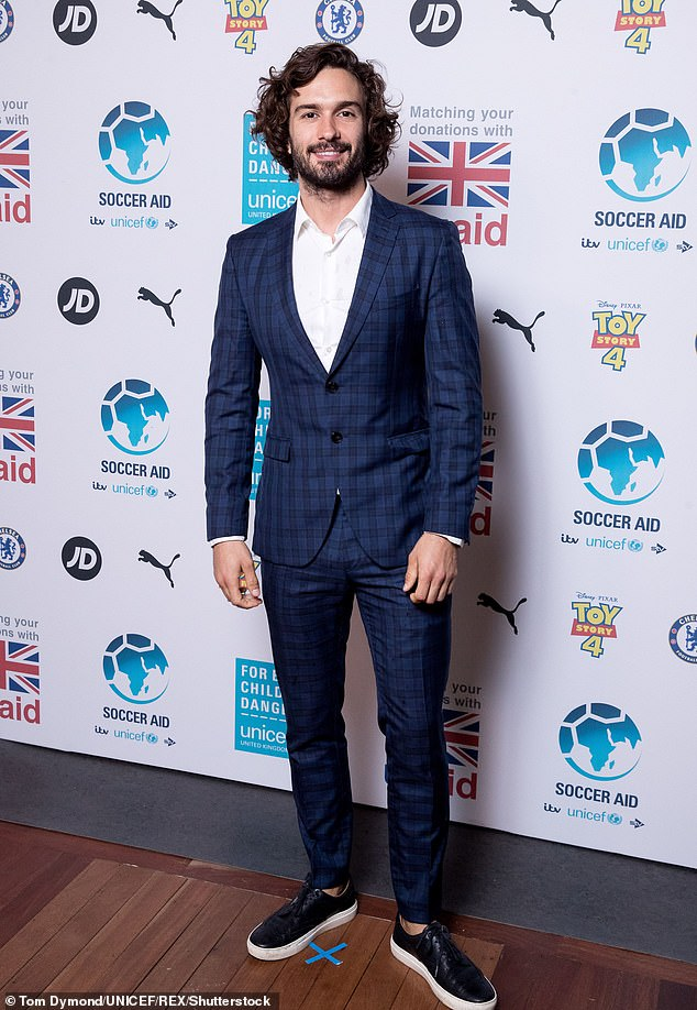 Fitness guru Joe Wicks has also called on the Prime Minister not to 'trade away our children's futures' in the negotiations