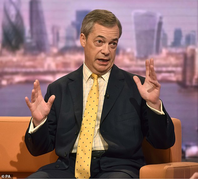 Nigel Farage has threatened to start an anti-lockdown party as he criticises Boris Johnson's draconian measures to curb the rise in coronavirus cases