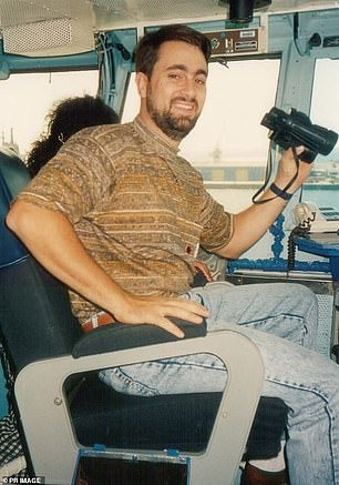 Wendy Davis survived an attack byClaremont serial killer Bradley Robert Edwards (pictured) before he carried out the murders ofJane Rimmer and Ciara Glennon