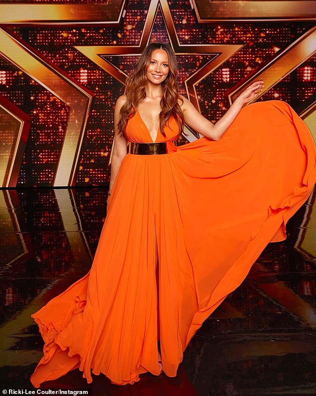 'She fits perfectly': Ricki-Lee is already a Seven talent, hosting Australia's Got Talent for the network