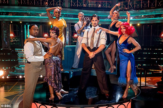 One strike and you're out! Strictly contestants and professional dancers (pictured) face being disqualified from the show if they test positive for coronavirus