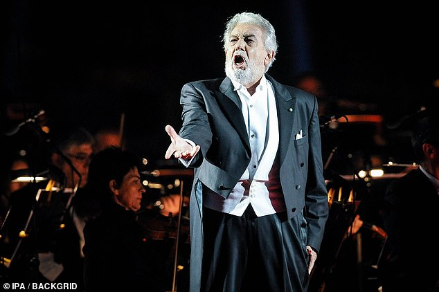 Spanish opera singer Placido Domingo, 79,has said the only thing he has done wrong in his career has been to stay silent over sexual harassment allegations made against him