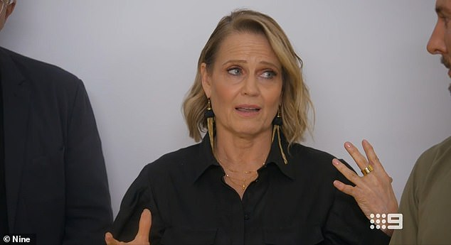 'It was a carbon copy!' Despite giving Luke and Jasmin the perfect score of ten, judge Shaynna Blaze has now admitted that she had a nagging feeling that the design of their bedroom was one she had seen elsewhere