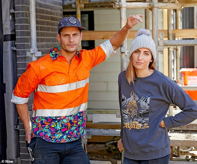 Don't miss: The Block continues Monday at 7.30pm on Channel Nine