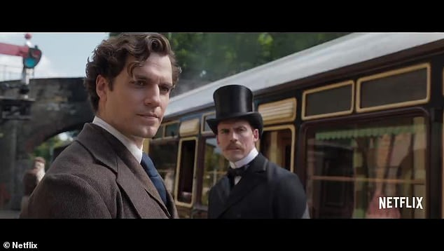 Role:Henry, who stars as Sherlock Holmes (pictured, left) in the Netflix film Enola Holmes, auditioned for the part of Bond aged 22