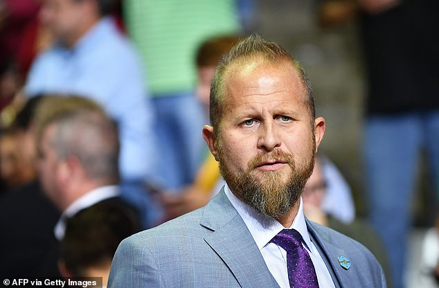 President Trump announced late July 15, 2020, that he was replacing Brad Parscale as his campaign manager with longtime political aide Bill Stepien